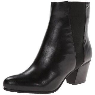 Bandolino Women's Adelun Leather Riding Boot