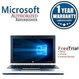 Refurbished HP EliteBook 2170P 11.6'' Laptop Intel Core i5-3427U 1.8G 4G DDR3 500G Win 7 Pro 64-bit 1 Year Warranty