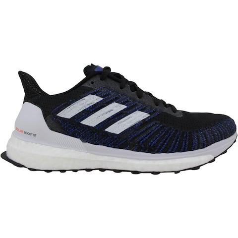 Adidas Solar Boost ST 19 M Core Black/Dash Grey/Solar Red EE4316 Men's