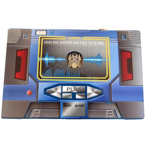 Transformers MP-13 Soundwave Bonus Collector Coin - multi