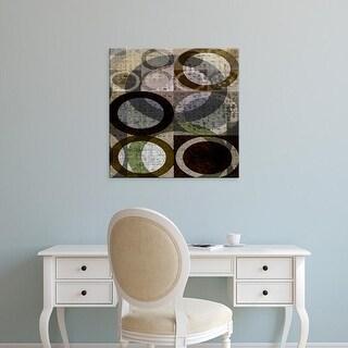 Easy Art Prints John Butler's 'Icovia Squared II' Premium Canvas Art