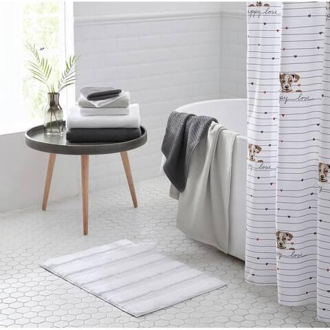 ED Ellen DeGeneres Joy Organic Cotton 3-Piece Towel Set - 3 Piece