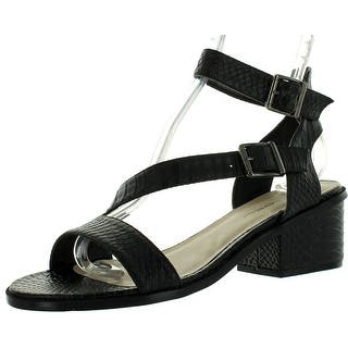 C Label Whitty-1 Womens Ankle Strap Crocodile Chunky Heel Buckle Dress Sandals - Black - 8.5 b(m) us|https://ak1.ostkcdn.com/images/products/is/images/direct/c550c99a24dd88155a3c020145ce4d54c4ae02c7/C-Label-Whitty-1-Womens-Ankle-Strap-Crocodile-Chunky-Heel-Buckle-Dress-Sandals.jpg?impolicy=medium