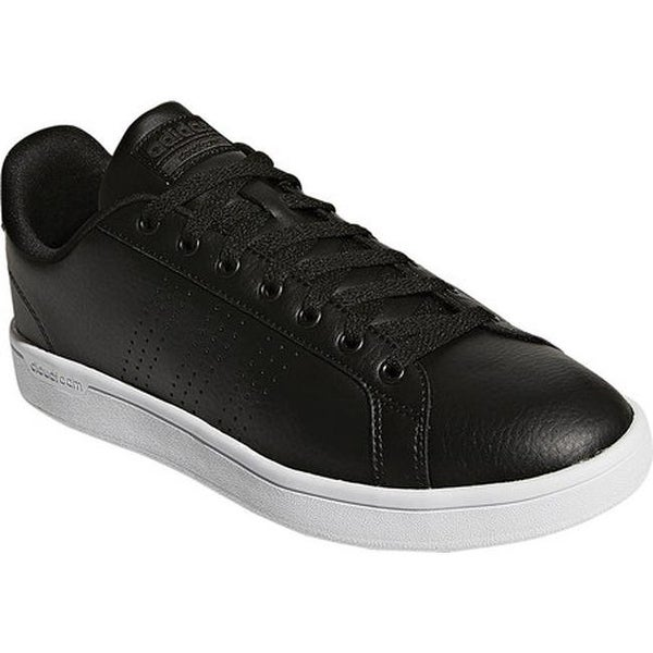 77c55221d39f adidas Men  x27 s NEO Cloudfoam Advantage Clean Court Shoe Core Black Core