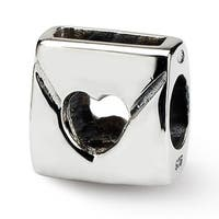 Sterling Silver Reflections Love Note Bead (4mm Diameter Hole)