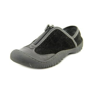 JBU by Jambu Quartz Women Round Toe Canvas Black Clogs
