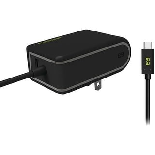 Pure Gear 10870Vrp Usb-A To Usb-C(Tm) Travel Wall Charger (Black)