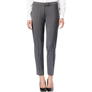 Anne Klein Womens Dress Pants Wool Blend Ankle (Option: 16)