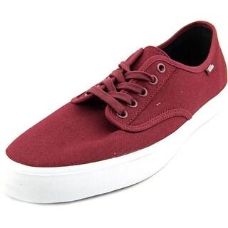 Vans Aldrich Round Toe Canvas Skate Shoe