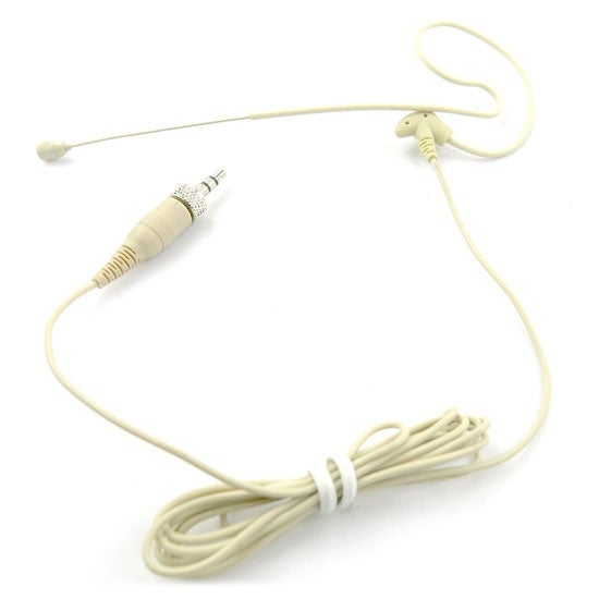 Ear-Hanging Omni-Directional Microphone, Omni-Directional (for Sennheiser Systems)