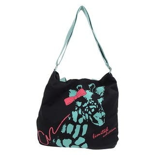 American Rag Tote Black Combo One Size