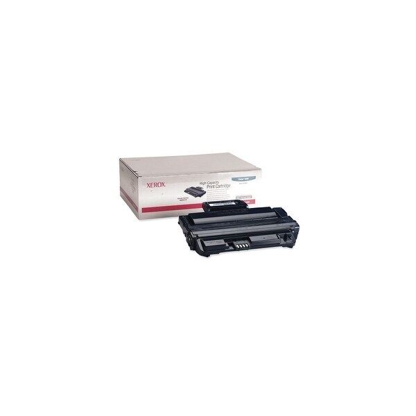 Xerox 106R01374 Xerox Black Toner Cartridge - Black - Laser - 5000 Page - 1 Each