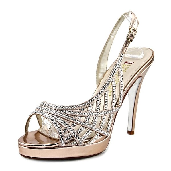 E! Live From The Red Carpet E0045 Women Pink Sandals
