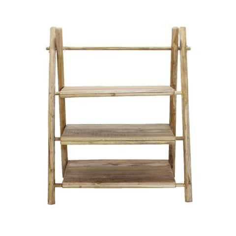 Java Shelf Bookcase