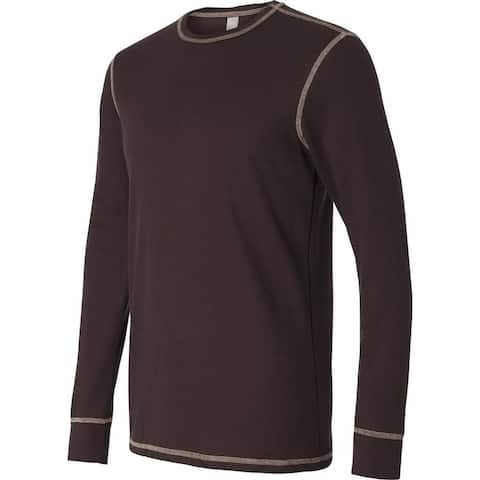 Canvas - Long Sleeve Thermal T-Shirt