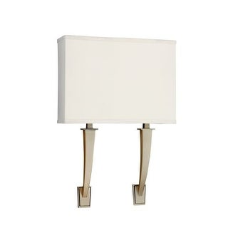AFX SHS1218218QMVLN 2 Light ADA Compliant Wall Sconce from the Sheridan Collection