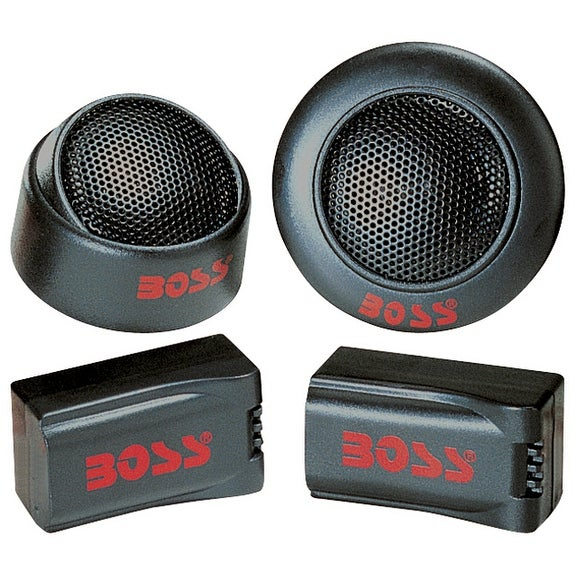 Boss *TW15* 250W Micro-Dome Tweeter w/ x-over (sold as pair)
