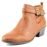 Style & Co Huckk Women Chestnut Boots