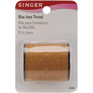 Old Gold - Blue Jean Thread 100Yd