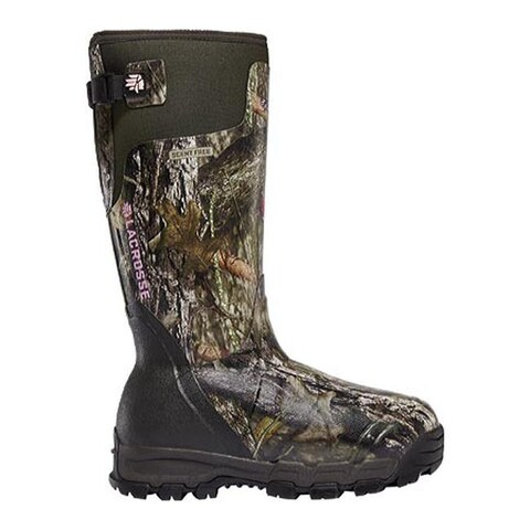 "LaCrosse Women's Alphaburly Pro 15"" 1600G Hunting Boot Mossy Oak® Break-Up Country®"