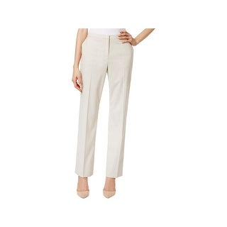 Tommy Hilfiger Womens Fairfield Trouser Pants Relaxed Mid Rise