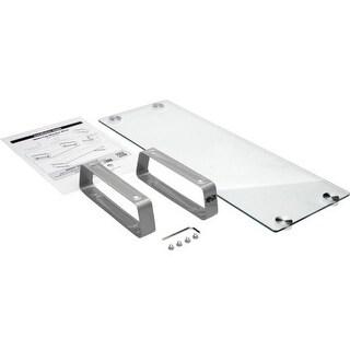 Tripp Lite - Universal Monitor Riser Stand Glass Computer Laptop Printers 3In