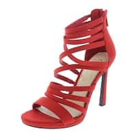 Jessica Simpson Womens Palkaya Dress Sandals Padded Insole Strappy