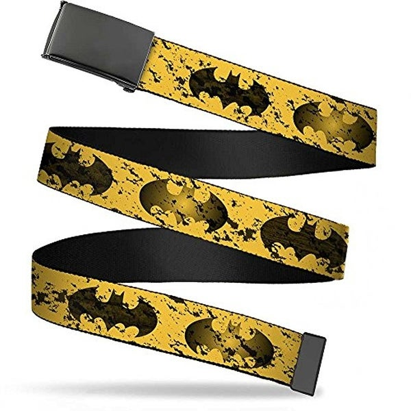 """Buckle-Down Web Belt Batman 1.5"""""""