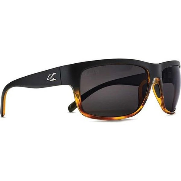 0613e85ce Kaenon Redding Polarized Sunglasses Matte Black Tortoise/Ultra Grey - US  One Size (Size