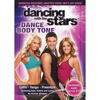 Dancing with the Stars: Dance Body Tone DVD (2009)