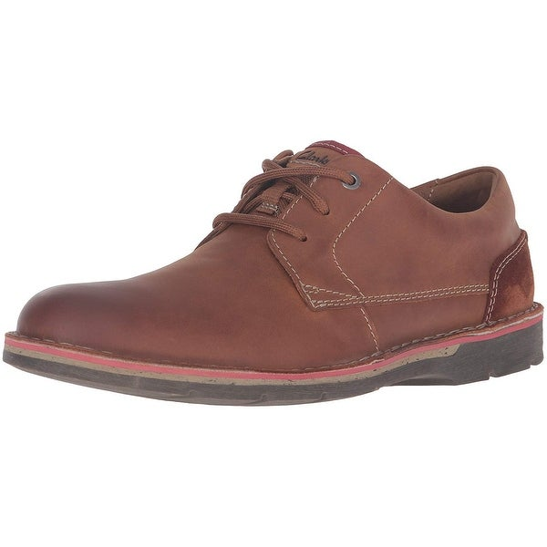 Clarks Mens Edgewick Plain Oxford Leichtathletik Schuhe