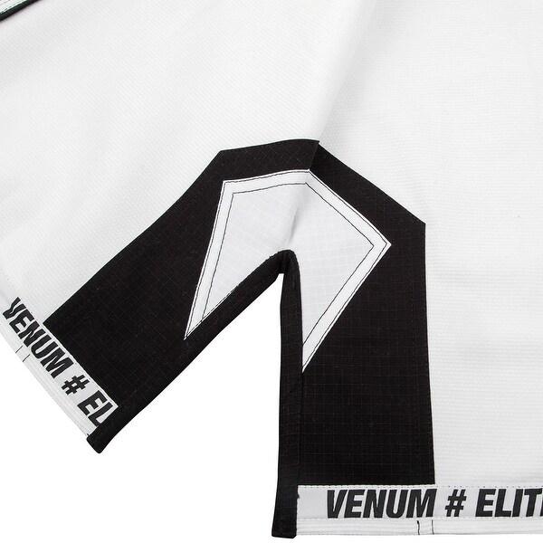 Black Venum Elite Light 2.0 BJJ Gi