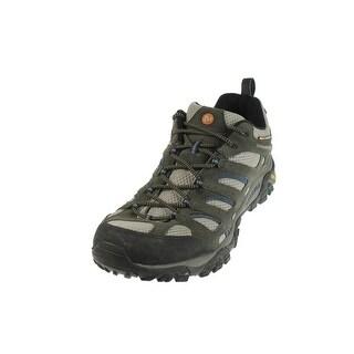 Merrell Mens Moab Ventilator Athletic Shoes Suede Contrast Trim