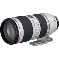 Canon EF 70-200mm f/2.8L IS II USM Lens (Open Box)