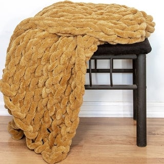 Link to Donna Sharp's Chunky Chenille Throw Similar Items in Blankets & Throws
