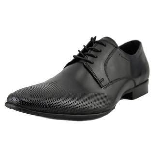 Aldo Lonck Men  Wingtip Toe Leather Black Oxford
