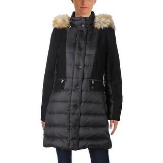 1 Madison Expedition Womens Parka Coat Winter Anorak
