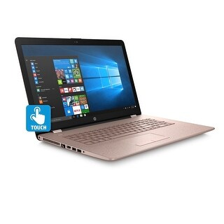 """HP 17.3"""" Touch WLED Core i5-7200 2TB Office 365 Laptop (Certified Refurbished)"""