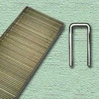 "Stanley SB97-1GLS Wood Galvanized Flooring Staples, 1"", 3/16"" Crown"