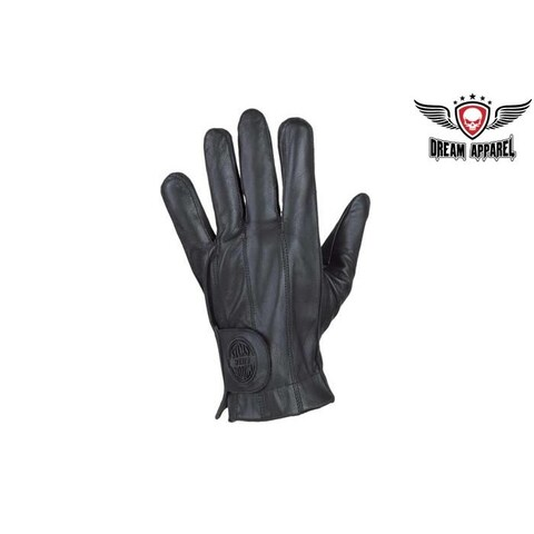 Full Finger Motorcycle Riding Gloves - Size - M