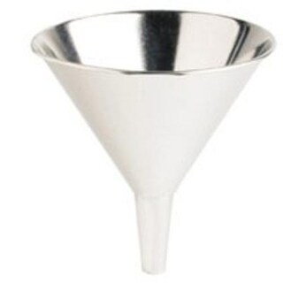 Plews 75-012 Tin Coated Funnel, 56 Oz