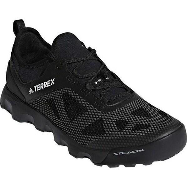 2670d3dc0065 adidas Men  x27 s Terrex Climacool Voyager Aqua Water Shoe Black Black