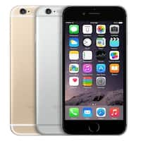 Apple iPhone 6 Plus 64GB Unlocked GSM Phone w/ 8MP Camera (Certified Refurbished)