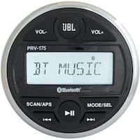 Jbl JBLPRV175 Am-Fm-Usb-Bluetooth & Gauge Style Stereo