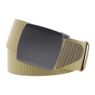 JINSELF JAPAN Mens Woven Clasp Woven Belt - o/s