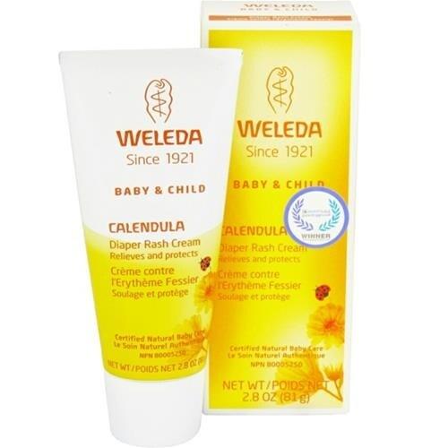 Weleda - Baby Calendula Diaper Care ( 1 - 2.8 OZ)