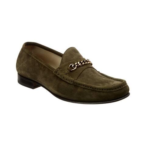 Tom Ford Suede Loafer