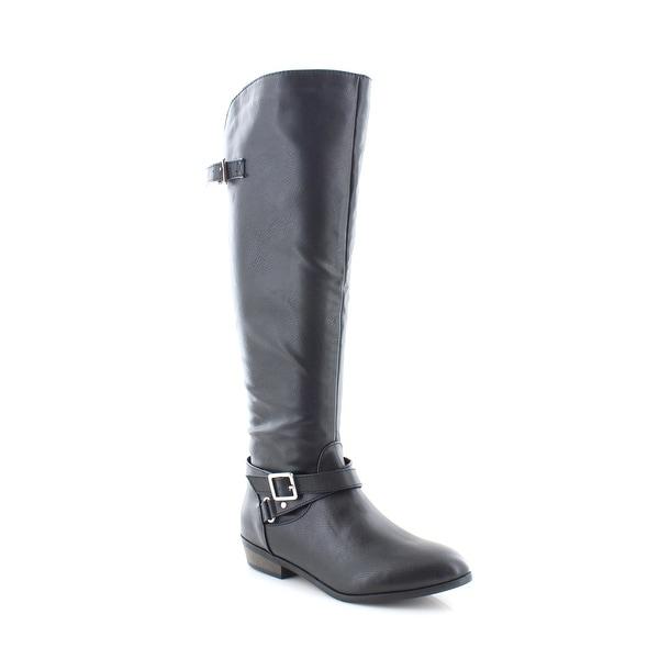 Material Girl Cayln Women's Boots Black