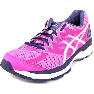 Asics GT-2000 4T Women Round Toe Synthetic Pink Running Shoe