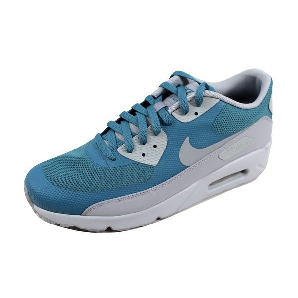Nike Men's Air Max 90 Ultra 2.0 Essential Smokey Blue/Wolf Grey 875695-001